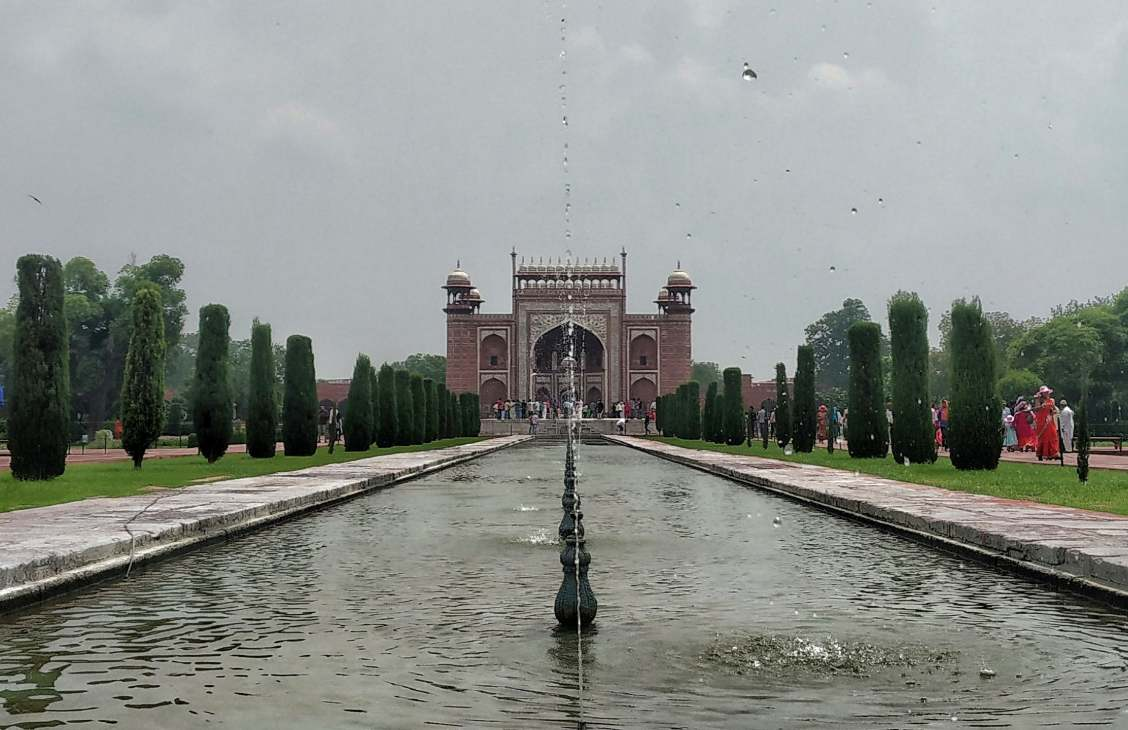 Monuments in Agra
