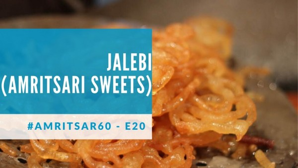 Blog cover for Jalebi