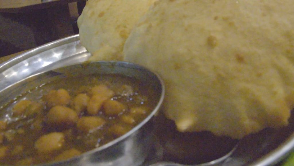 Bhature Chole