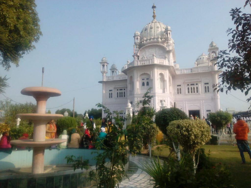 Baba Budha Sahib Ji