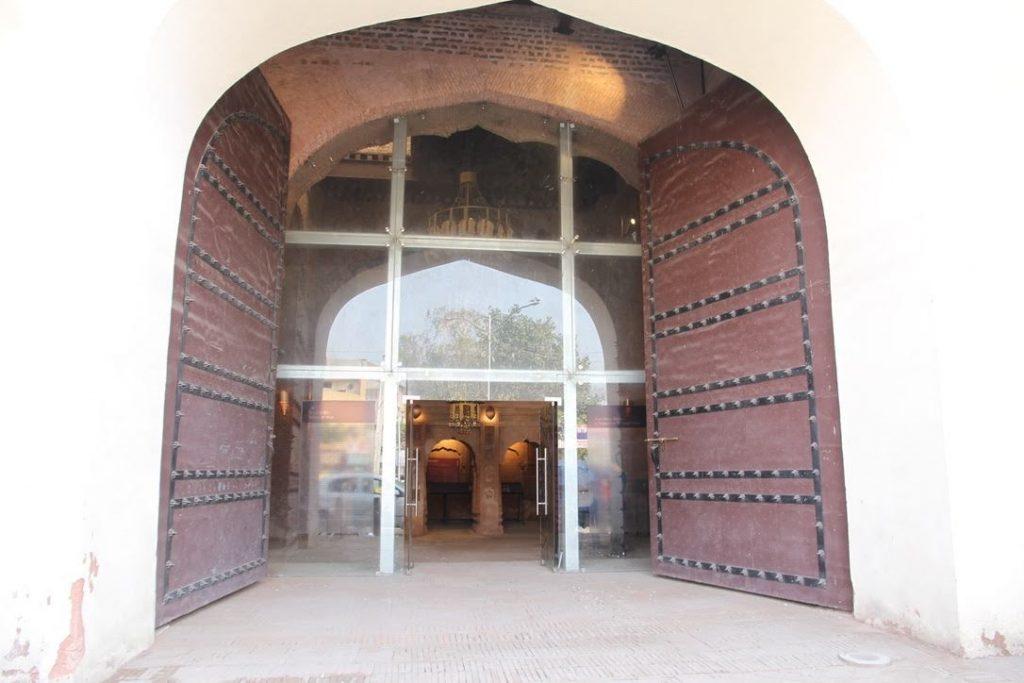 Ram Bagh Gate