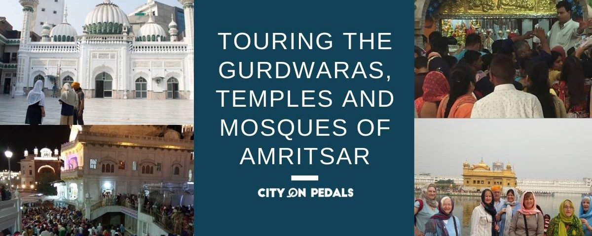 Cover photo for Gurudwaras, Hindu Temples and Mosques