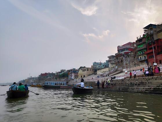 City of Ghats